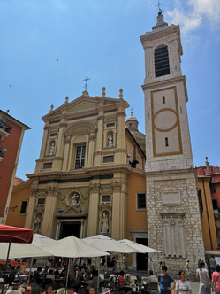 Nice Cathedral & Bell Tower