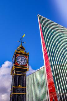 Clock Tower, Victoria Street