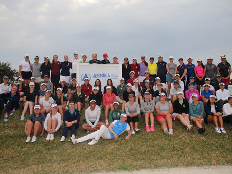 ANNIKA Foundation Extends Top AJGA Invitational For Five Years