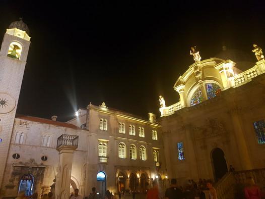 Clocktower & Church of St Blaise