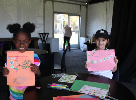 Art, Exercise, Activities & Other Ways to Keep Kids Engaged