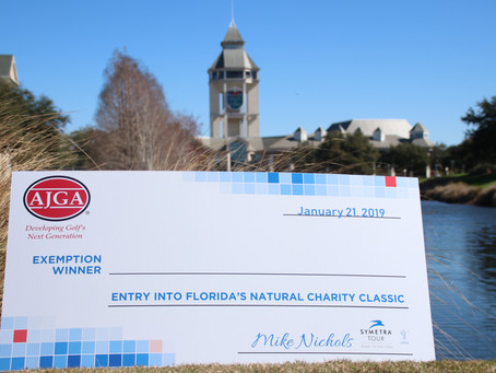 ANNIKA Invitational USA Presented by Rolex Coming to World Golf Village