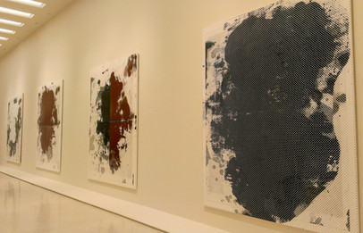 Christopher Wool Exhibition