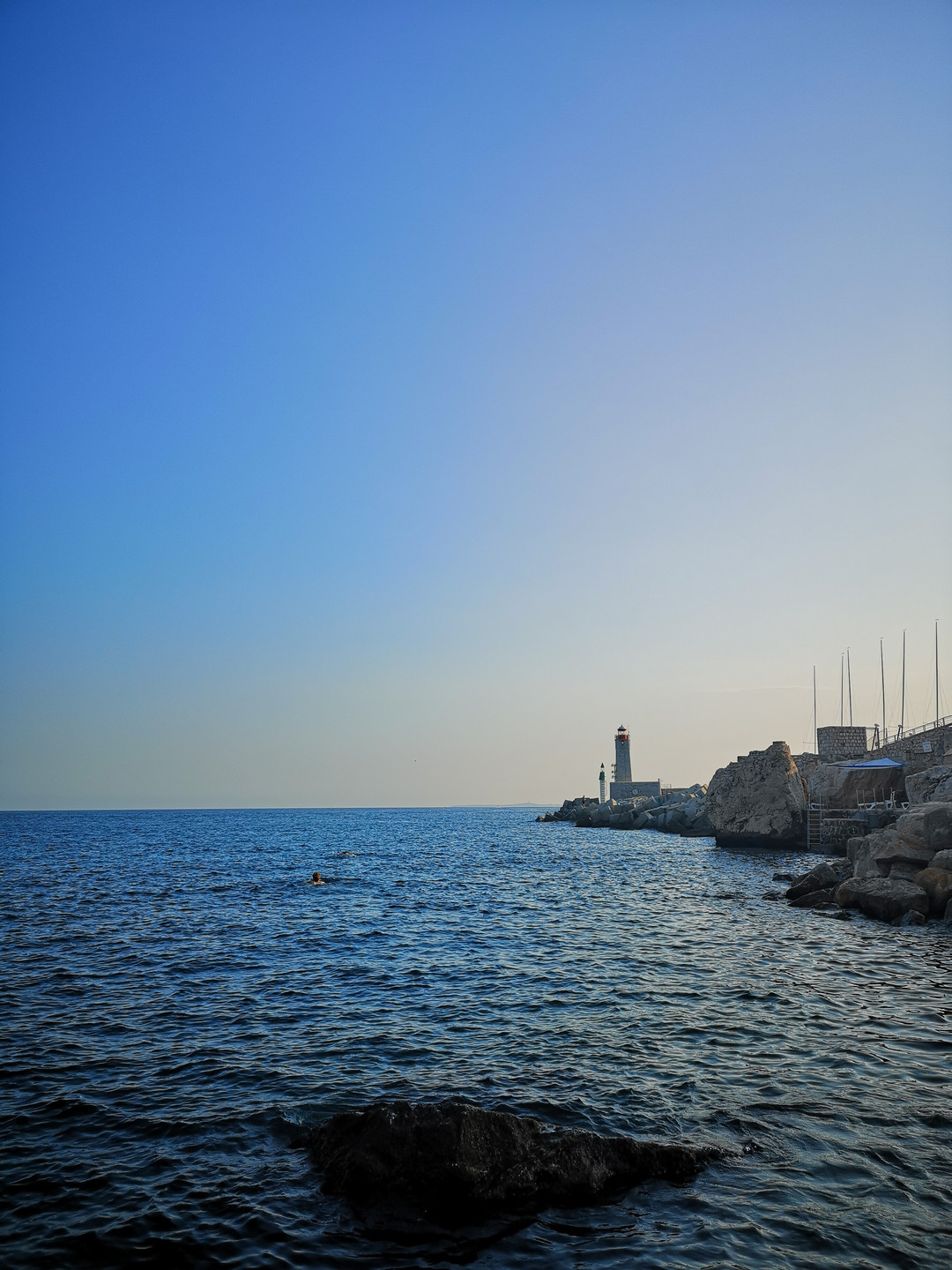 Phare de Nice Lighthouse