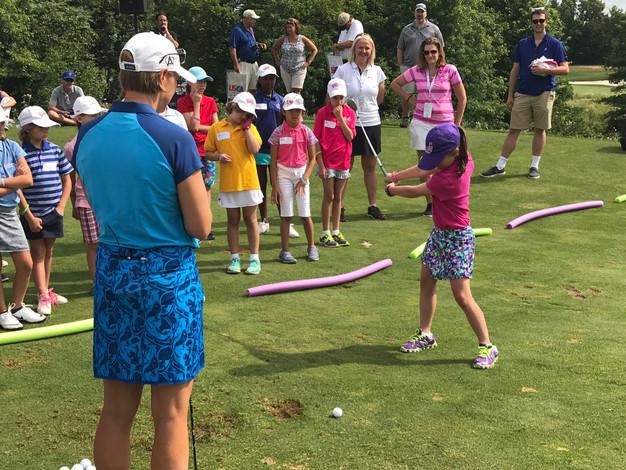 LPGA*USGA Girls Golf and ANNIKA Foundation Partner With