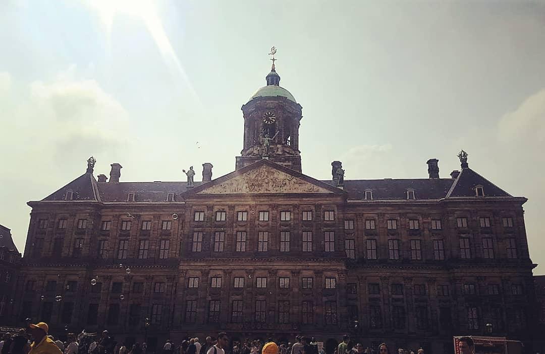 8 Royal Palace of Amsterdam