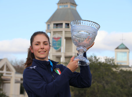 Italy's Benedetta Moresco Prevails at the 12th ANNIKA Invitational USA presented by Rolex
