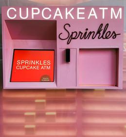 Sprinkles Machine (Cupcakes)