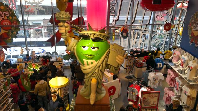 M&M Store