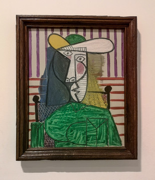 'Bust of a Woman', Pablo Picasso, 1944