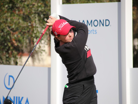 Kendall Todd Takes The Lead On Moving Day of Diamond Resorts ANNIKA Invitational presented by Rolex
