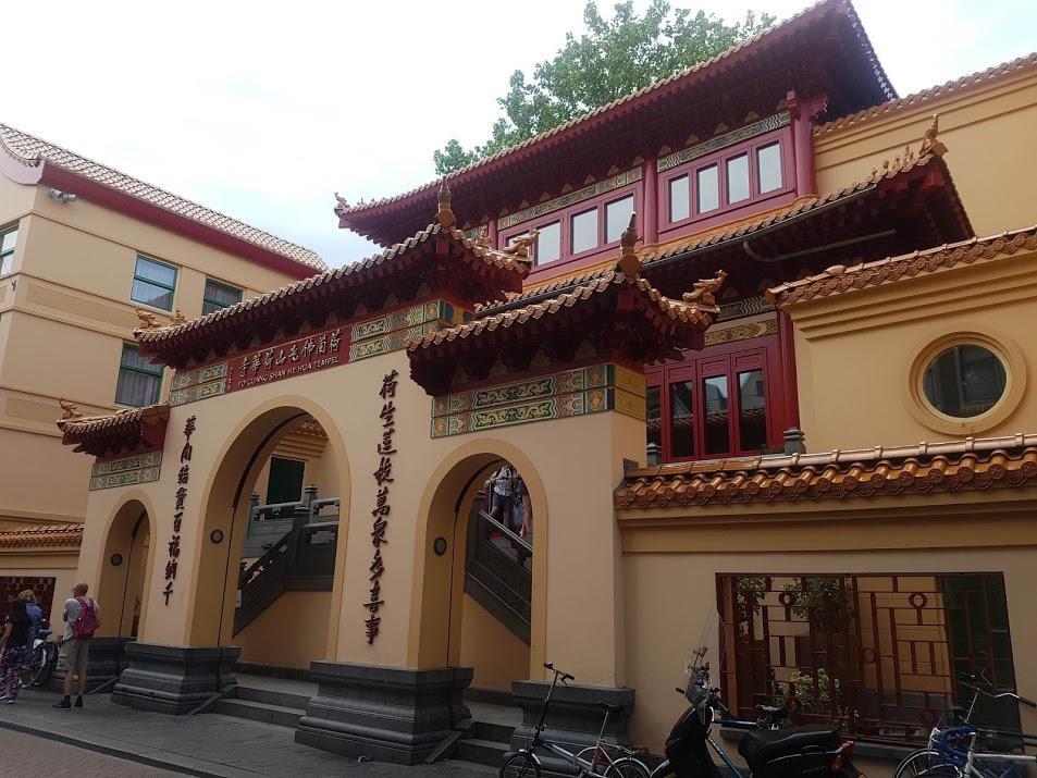 6 He Hua Temple (Chinatown)