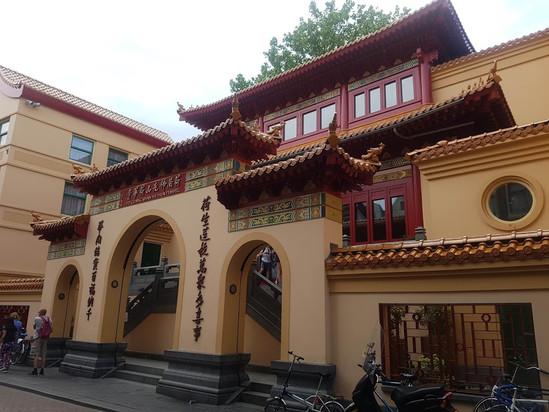 He Hua Temple (Chinatown)