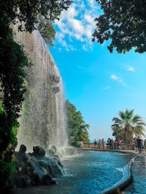 Castle Hill Waterfall