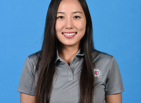 Lydia Choi's Transition From The Course To The Court - MTG Series