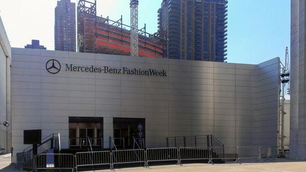 Fashion Week at Lincoln Center