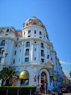 Hotel Negresco (Avenue des Anglais)