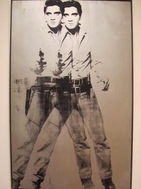 Andy Warhol - Double Elvis