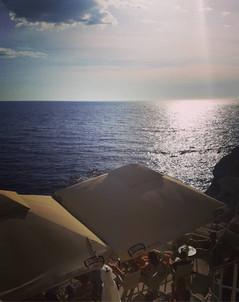 Views from Buza Bar