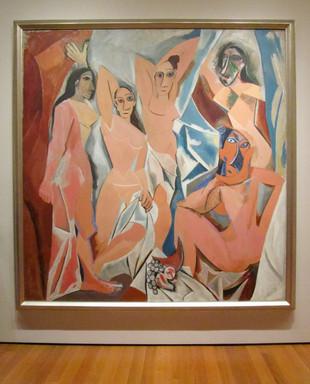 Picasso - Les Demoiselle