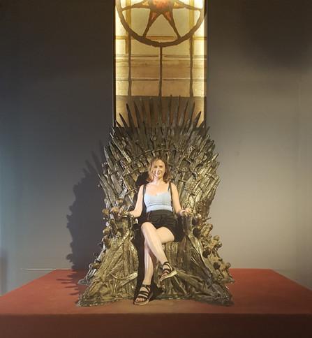 GOT Replica Throne