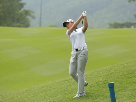 China's Yin Takes Early Lead at Mission Hills