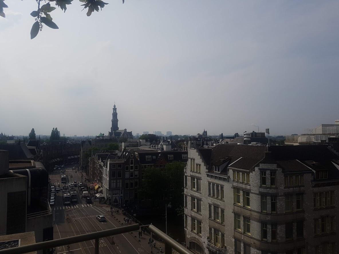 15 W Amsterdam Hotel
