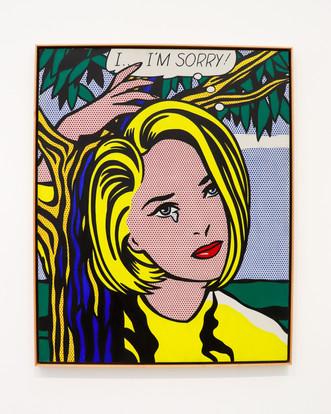 Roy Lichtenstein - I...I'm Sorry!