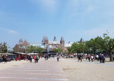 Museum Square (Rijksmuseum)