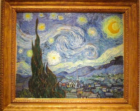 Van Gough - Starry night