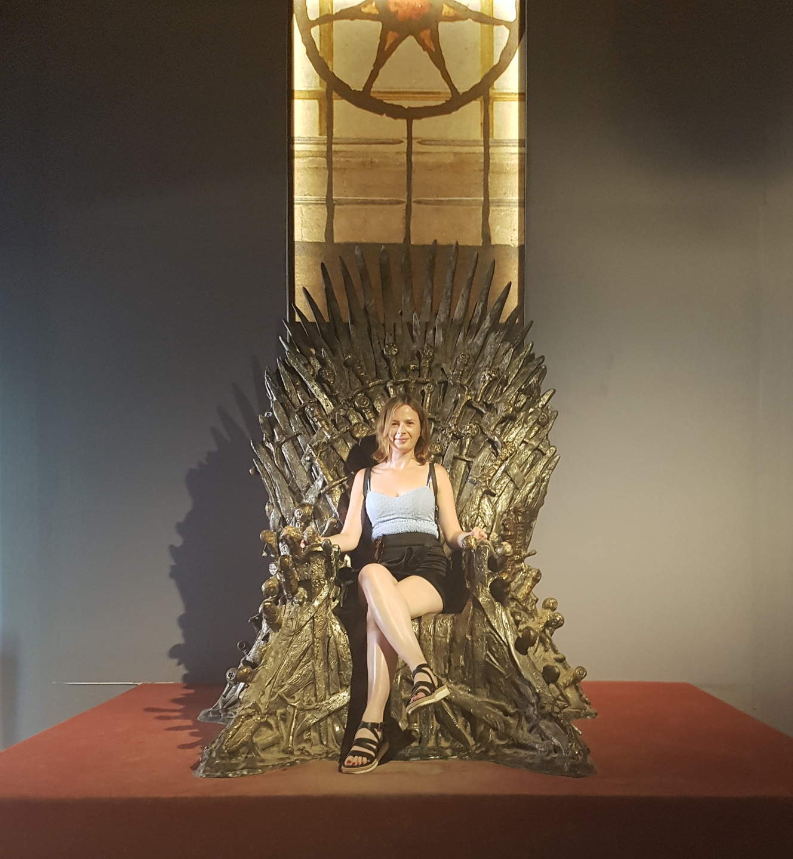 2 GOT Replica Throne