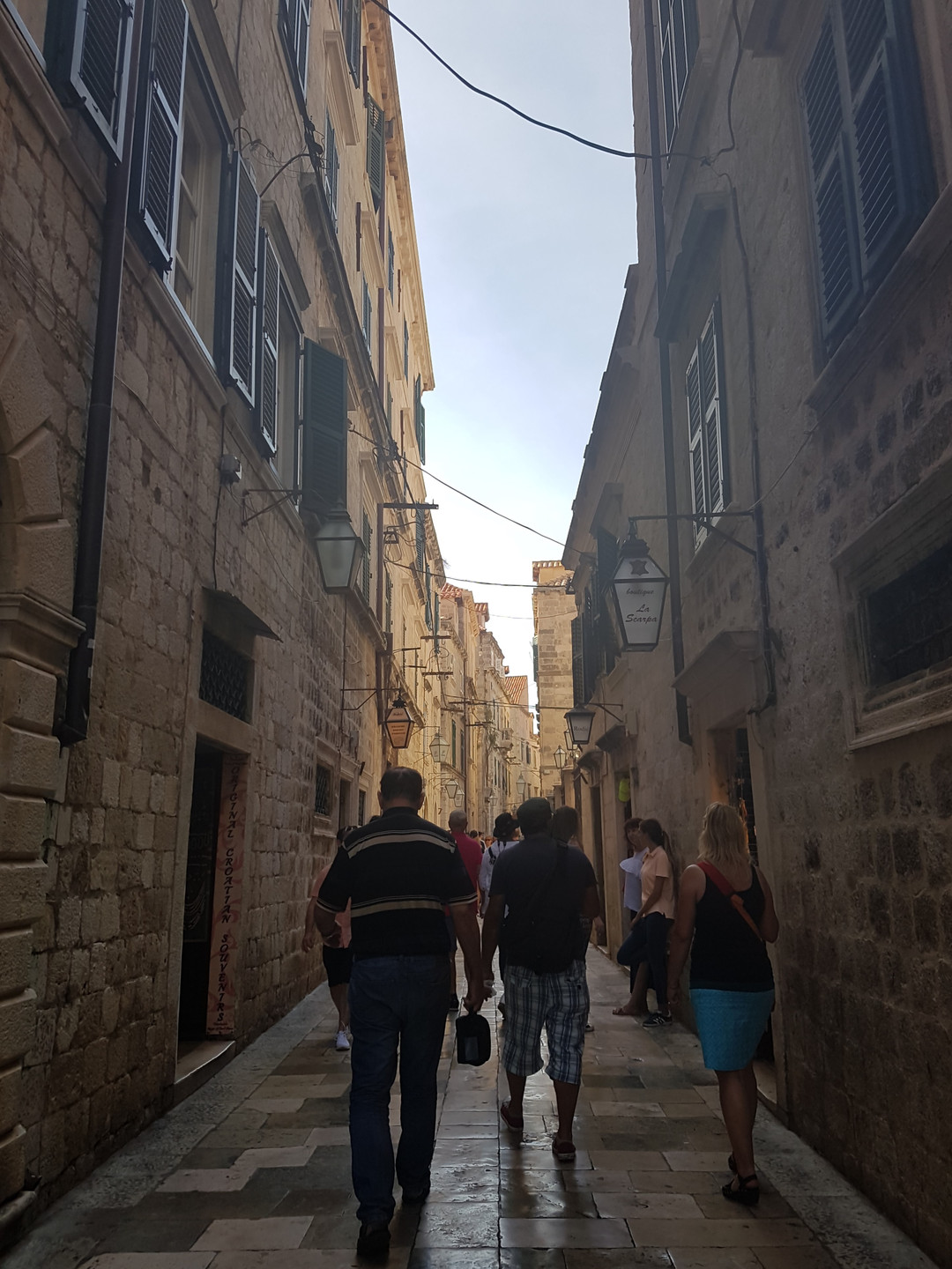 Small Streets of Old Town