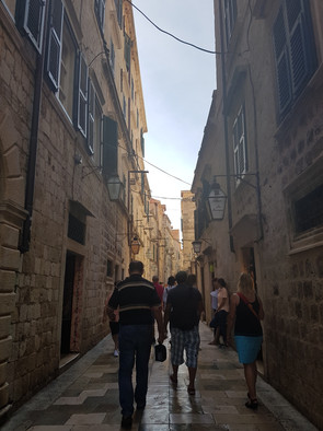 Small Streets in Old Town