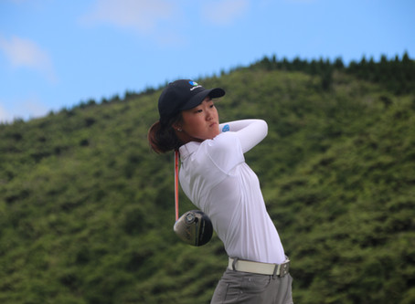 January Featured Player: Grace Kim