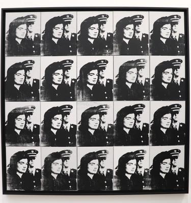 Andy Warhol - Twenty Jackies (1964)