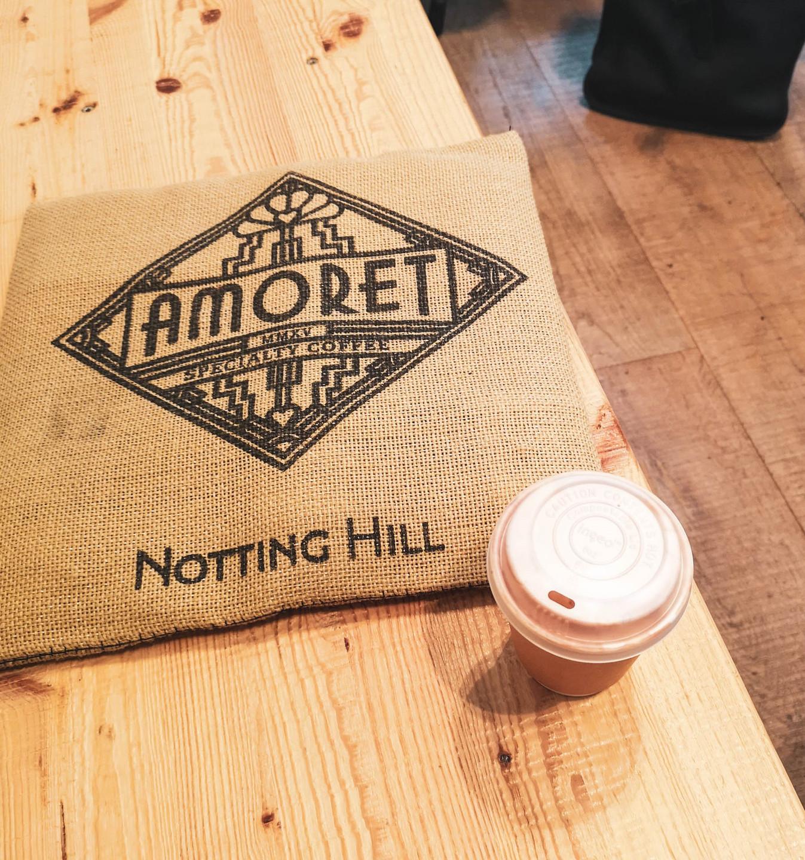Amoret, Notting Hill