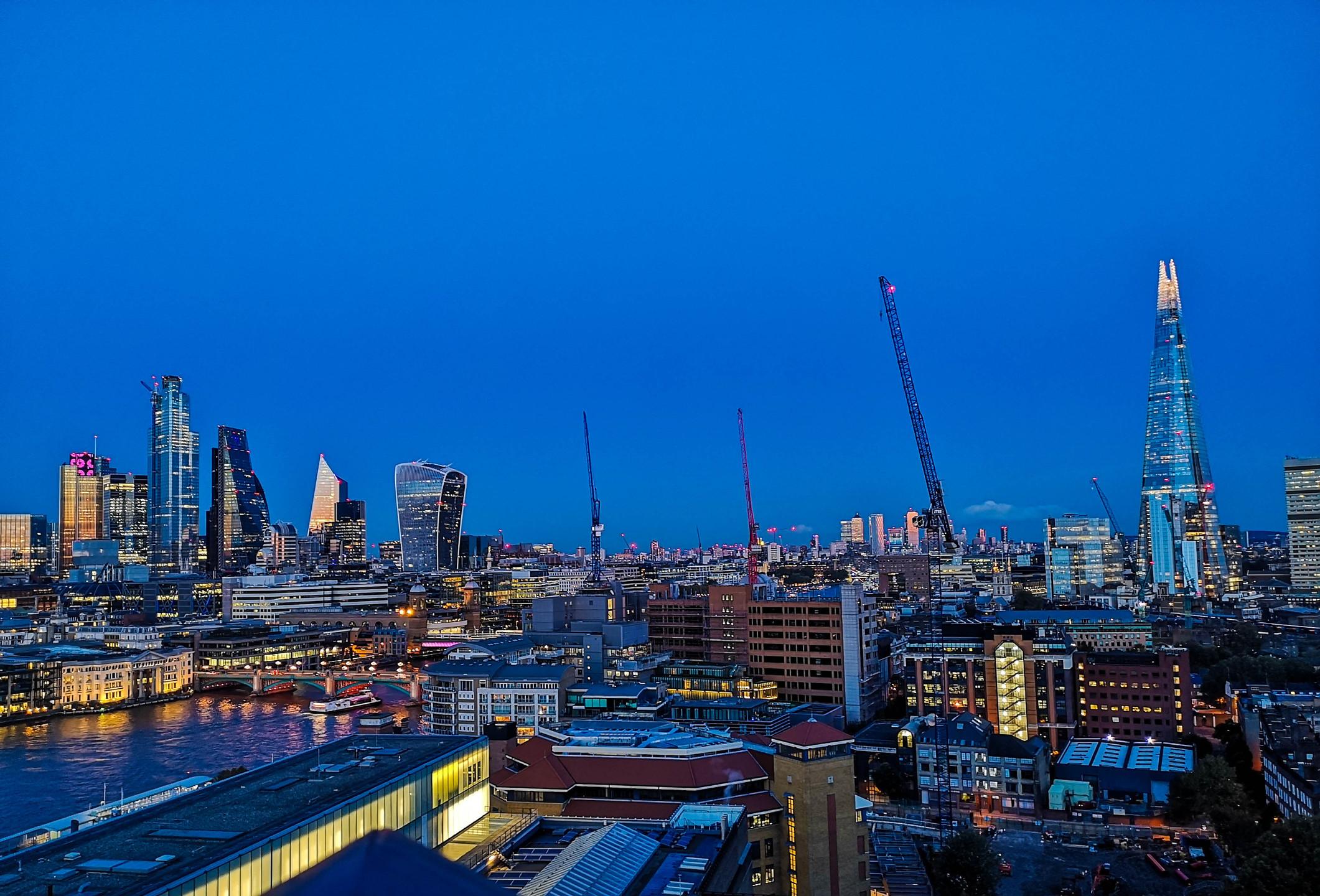 Viewing Level Tate Modern