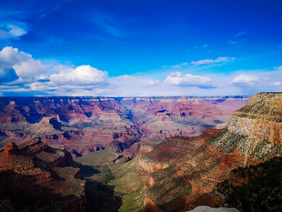 Grand Canyon - South or West Rim?