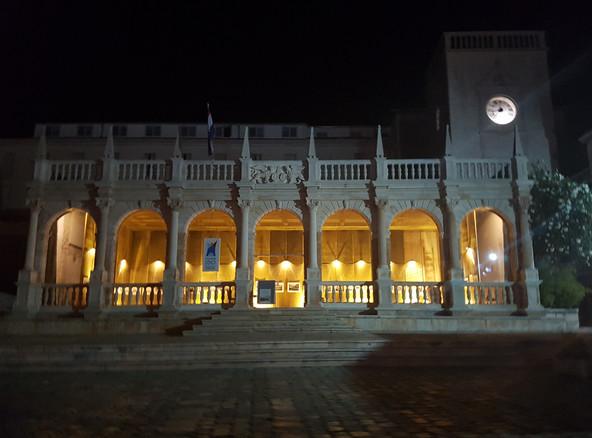 Loggia & Clock Tower