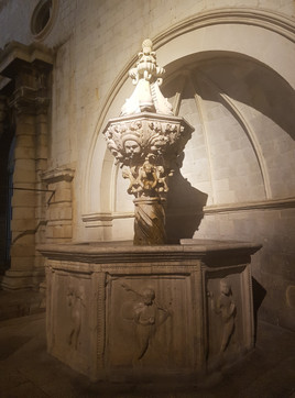Onofrio's Small Fountain