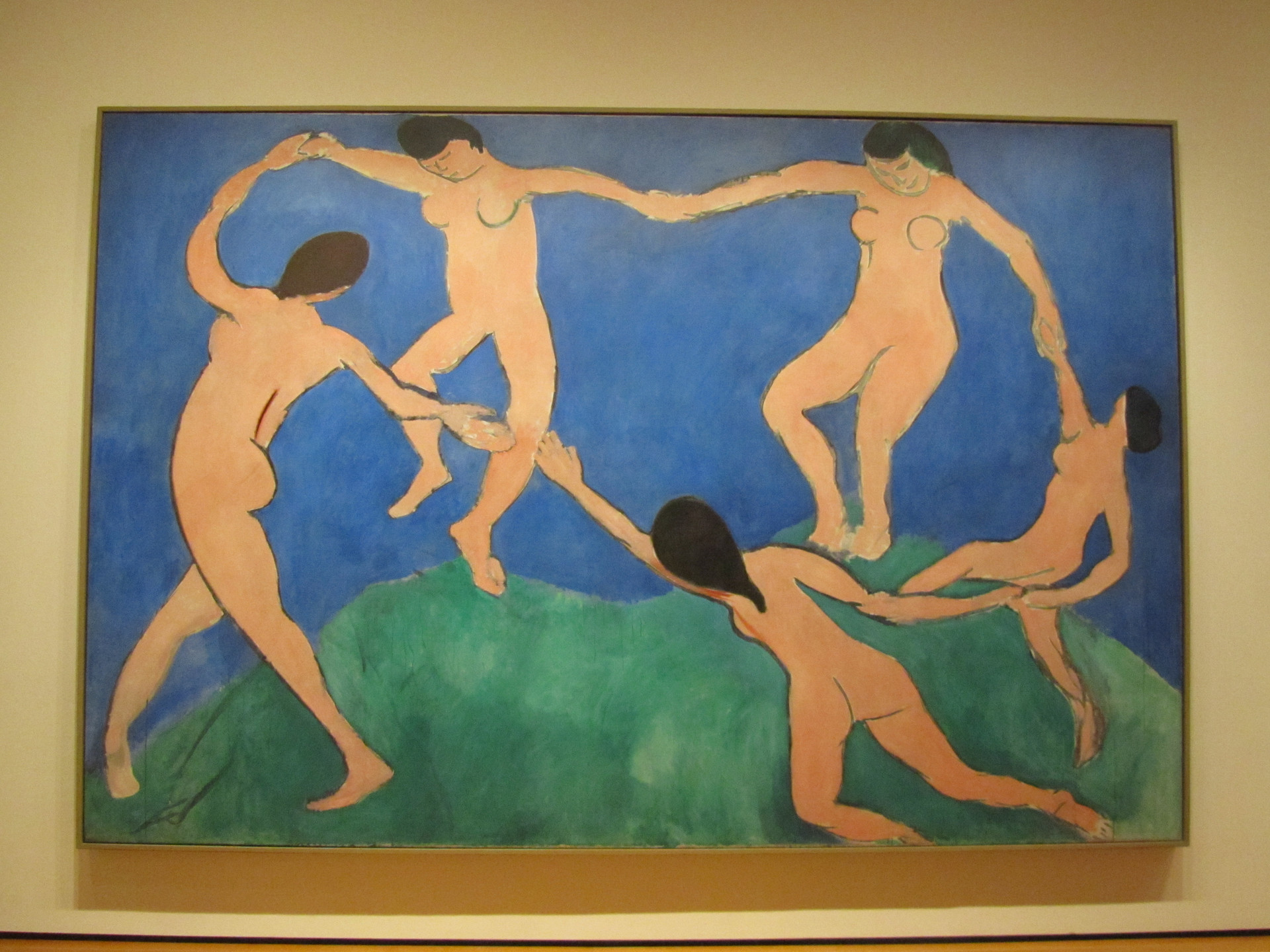 Henri Matisse - Dance I