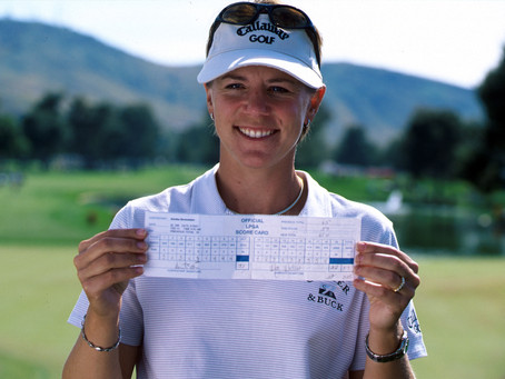 "17 years ago today, Annika became ""Mrs. 59"""