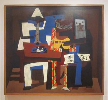 Picasso - Three Musicians