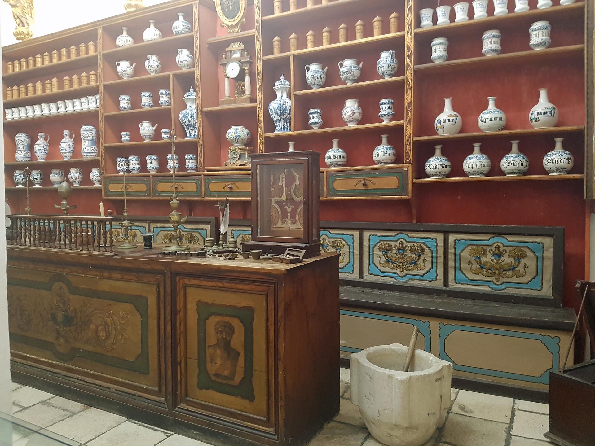 Franciscan Monastery Pharmacy