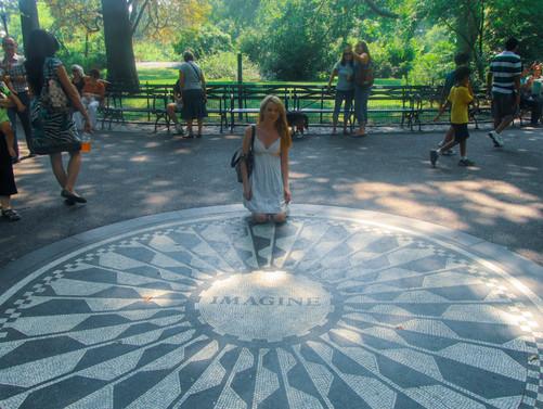 Central Park - Imagine Memorial