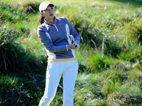 Chen Uses Golf As Stepping Stone To Finding Professional Dreams - More Than Golf