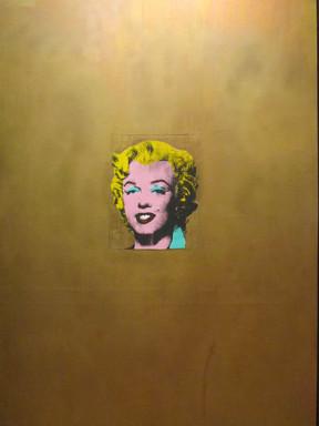 Andy Warhol - Gold Marilyn Monroe