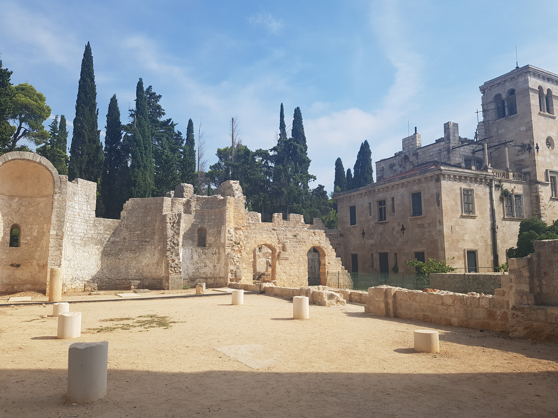 4 The Monastery Complex