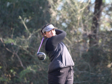 Florida Native Pellot Leads After First Round at World Golf Village
