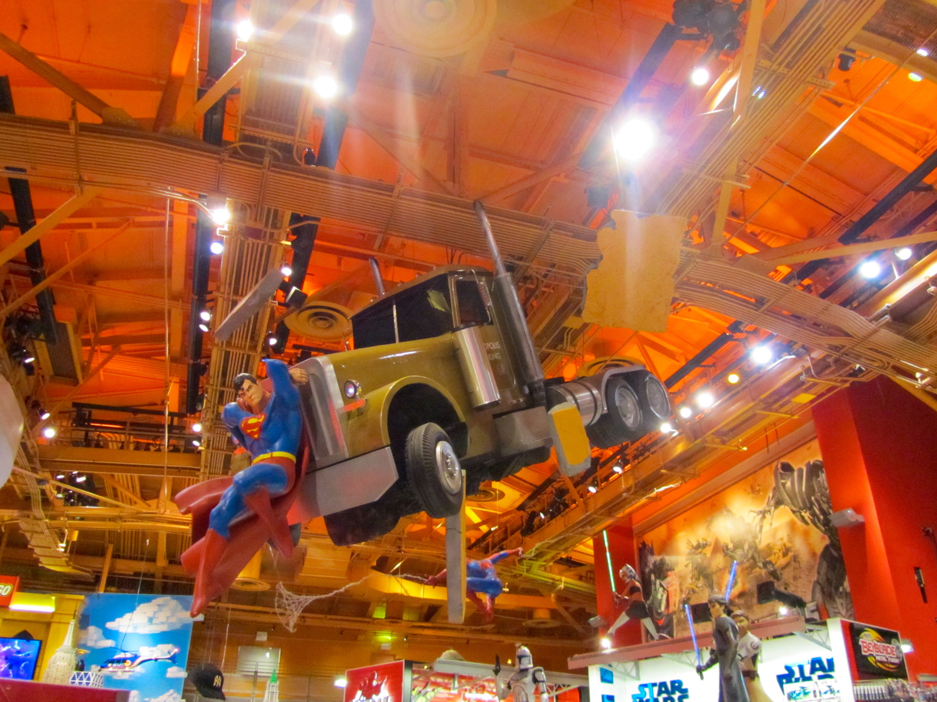 Amazing Toys'R'Us (now gone!)